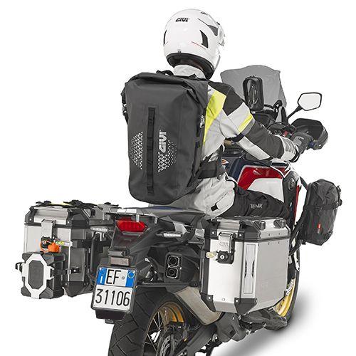 Bolsa Givi UT802 35LT IMPERMEAVEL Mochila  - Nova Centro Boutique Roupas para Motociclistas