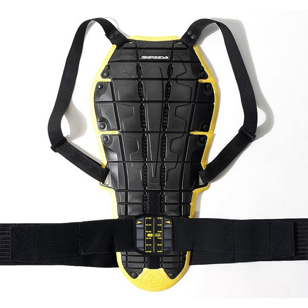 Protetor de Coluna Spidi Back Warrior Evo Unissex - SUPEROFERTA!