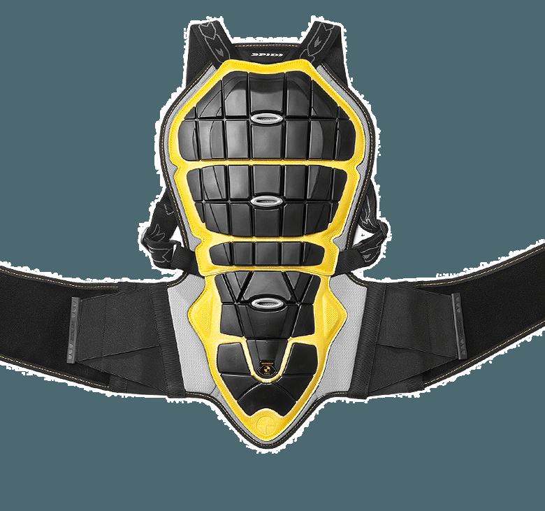 Protetor de Coluna Spidi Black Warrior Lady - SUPEROFERTA!