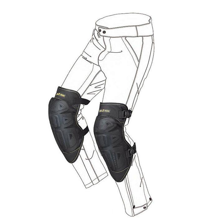 Protetor de Joelho Spidi K-Net ( Lançamento )  - Nova Centro Boutique Roupas para Motociclistas