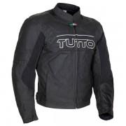 Jaqueta Tutto Tifon 2 Black Couro (Mais vendida) - Ganhe Caneca Tutto