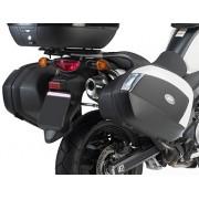 Suporte Lateral PLX3101 para ba� Givi V35 - V-Strom 650 2014 - Pronta entrega