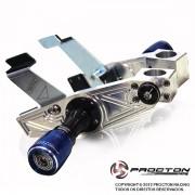 Slider Dianteiro Procton com Amortecimento p/ CBR 250R - 11/14