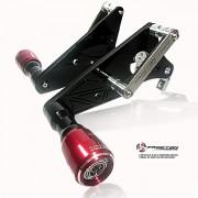 Slider Dianteiro Procton com Amortecimento p/ CBR 600RR 07-09