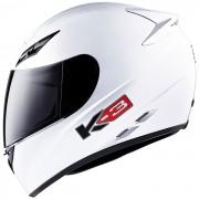 Capacete AGV K-3 Mono White