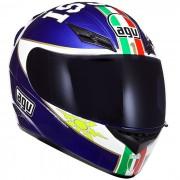 Capacete AGV K-3 Mugello 03  Valentino Rossi