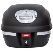 Baú Givi E33 litros Point Tech - Lente Fumê