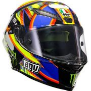 Capacete AGV Pista GP Rossi Winter Test Limit - Super Oferta!