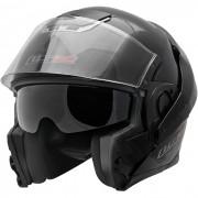 Capacete LS2 FF393 Convert Gloss Black - NOVO!