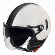 Capacete Nexx X60 Cruise White/Black NOVO!