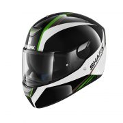 Capacete Shark Skwal Spinax KWG c/ Led