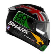 Capacete Shark  Speed-R 2 Réplica Redding  DGY - Só 60