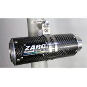 Escapamento Zarc Racing Para Suzuki SRAD 750 2011/2013