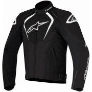 Jaqueta Alpinestars T-Jaws WP (Black) (Impermeável) - LANÇAMENTO