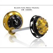 Slider Roda Traseiro GSR750N (Acab. Curto)