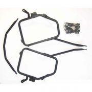 Suporte lateral Givi PL1119 p/ Honda CB500X (E21 e E22) - 13-14 (CONSULTE-NOS)