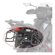 Suporte Lateral PLXR4113 Givi - Versys 1000 - 15-16 - (CONSULTE-NOS)