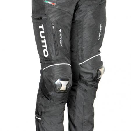 Calça Tutto Moto Titânium Impermeável (new secca)  - Nova Suzuki Motos e Acessórios