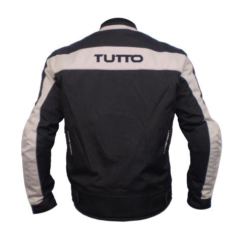 Jaqueta Tutto Fiber Beje Impermeável (fyber) - (Só XS = PP) - GANHE CANECA TUTTO  - Nova Suzuki Motos e Acessórios