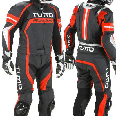Macacão Tutto Moto Racing 2 pçs Vermelho - Pronta Entrega  - Nova Suzuki Motos e Acessórios