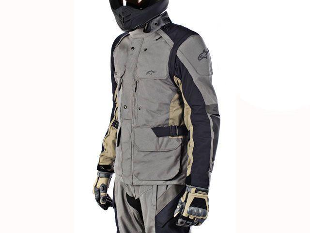 Jaqueta Alpinestars Durban Gore Tex Parka  - Nova Suzuki Motos e Acessórios