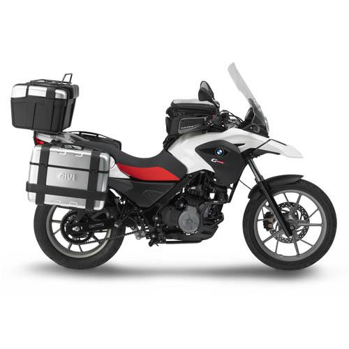 Suporte Lateral GIVI - PL188 p/ BMW G650 GS 10/12  - Nova Suzuki Motos e Acessórios