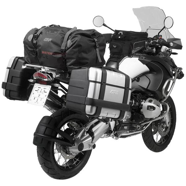 Bolsa Givi TW04 80 lts - 100% Impermeável - Pronta Entrega  - Nova Suzuki Motos e Acessórios