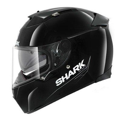 Capacete Shark Speed-R Blank BLK - Motos Naked - Só 61/62  - Nova Suzuki Motos e Acessórios