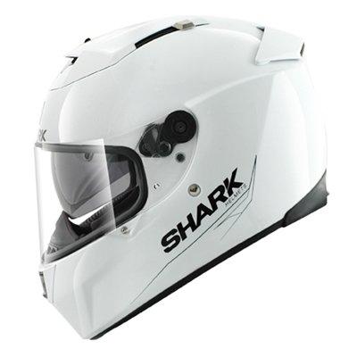 Capacete Shark Speed-R Blank WHU - Motos Naked  - Nova Suzuki Motos e Acessórios