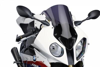 Bolha Puig BMW R1200S 07-10 - Fumê escuro  - Nova Suzuki Motos e Acessórios