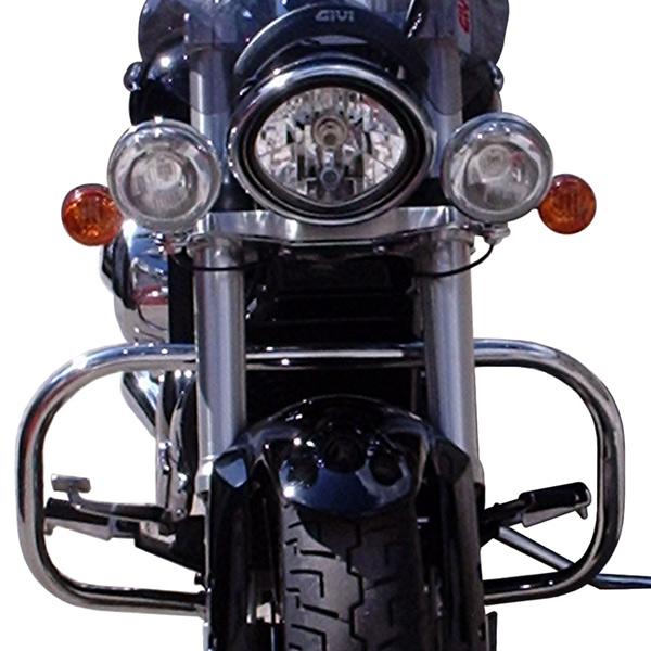 Protetor de Motor FMV p/ Boulevard 800 07 à 2010  - Nova Suzuki Motos e Acessórios