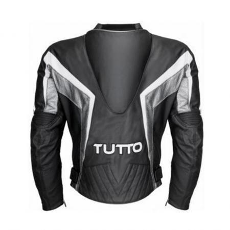 Jaqueta Tutto Moto Ímola Couro - Ganhe Caneca Tutto  - Nova Suzuki Motos e Acessórios