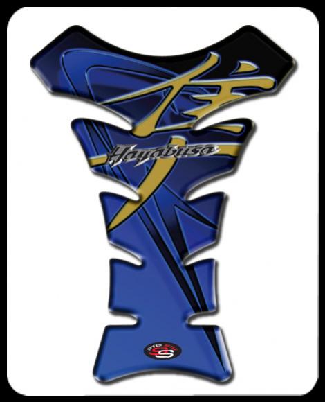 Protetor de Tanque Speed Style T2155 Hayabusa  - Nova Suzuki Motos e Acessórios