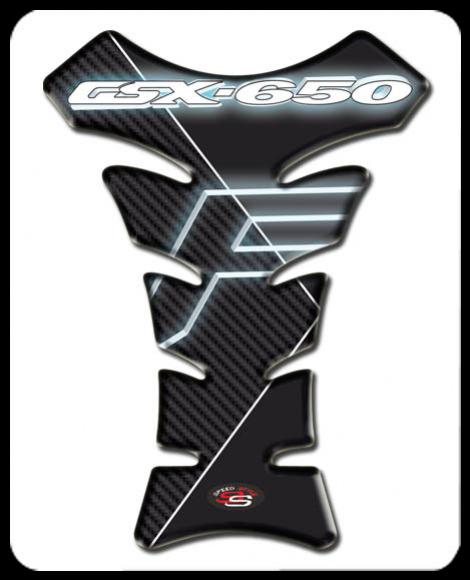 Protetor de Tanque Speed Style T2309 650F  - Nova Suzuki Motos e Acessórios