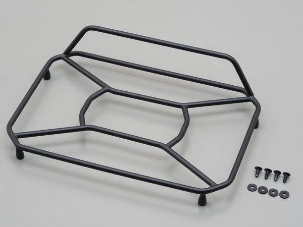 Rack Superior Givi E142 p/ Baú Trekker 52 - Pronta Entrega  - Nova Suzuki Motos e Acessórios