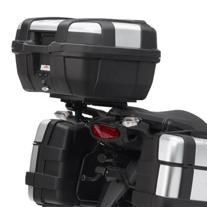 Base para baú Givi SR4105 (baús V46/V47/52/55 / Trekker) Versys 1000 12 - Consulte-nos  - Nova Suzuki Motos e Acessórios