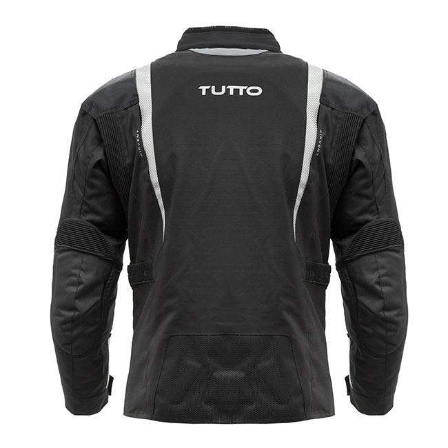 Jaqueta Tutto Moto Capri Impermeável (classic)  - Nova Suzuki Motos e Acessórios