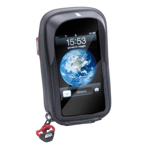 Suporte Givi p/ Smartphone S951(celular Iphone 4) - Pronta Entrega  - Nova Suzuki Motos e Acessórios