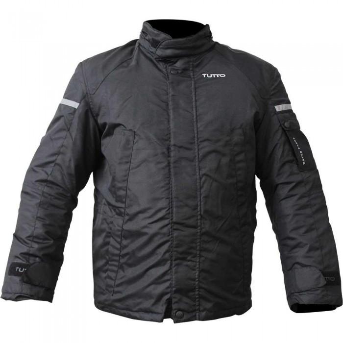 Jaqueta Tutto Raining Preta Impermeável NOVA!  - Nova Suzuki Motos e Acessórios