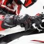 Luva Joe Rocket GPX 2.0 Preta Esportiva