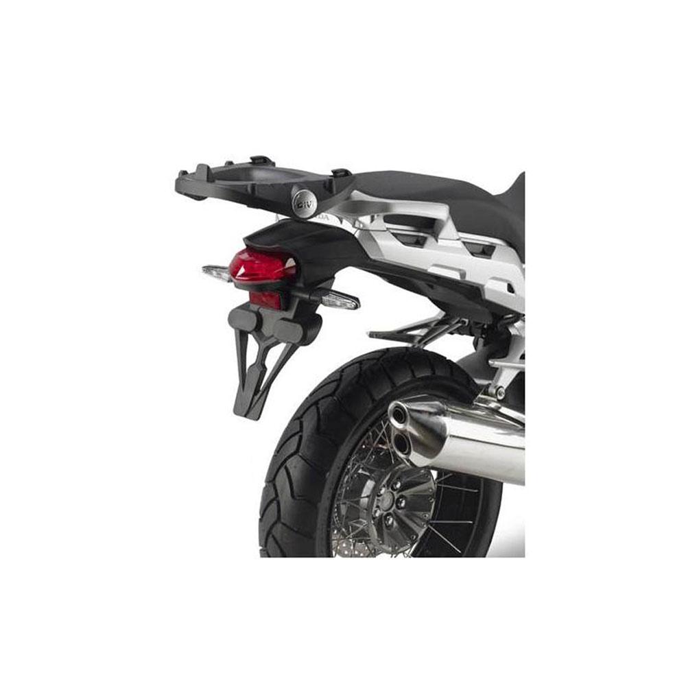 Base/Rack de Baú Monokey Givi SR1110 para HONDA CROSSTOURER 1200  (Baús Importados) (CONSULTE-NOS)   - Nova Suzuki Motos e Acessórios