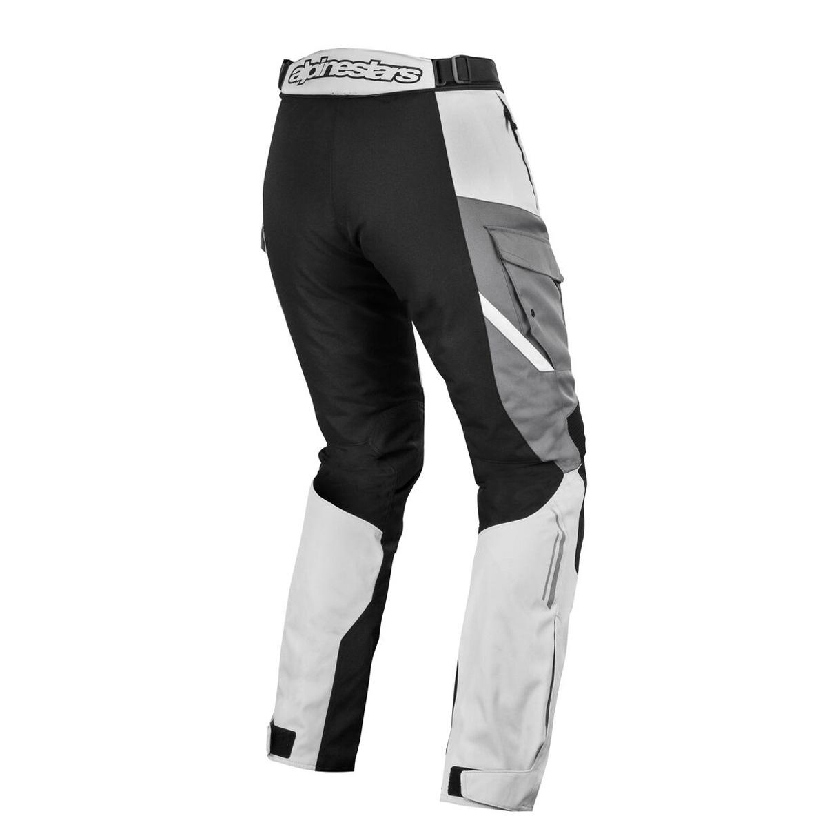 Calça Alpinestars Andes V2 Drystar® Cinza Claro  - Nova Suzuki Motos e Acessórios