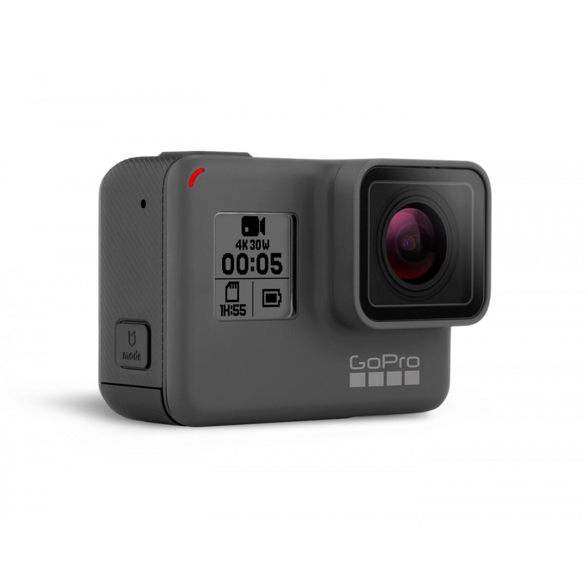 Câmera Digital 4K GoPro Hero5 Black Edition  - Nova Suzuki Motos e Acessórios