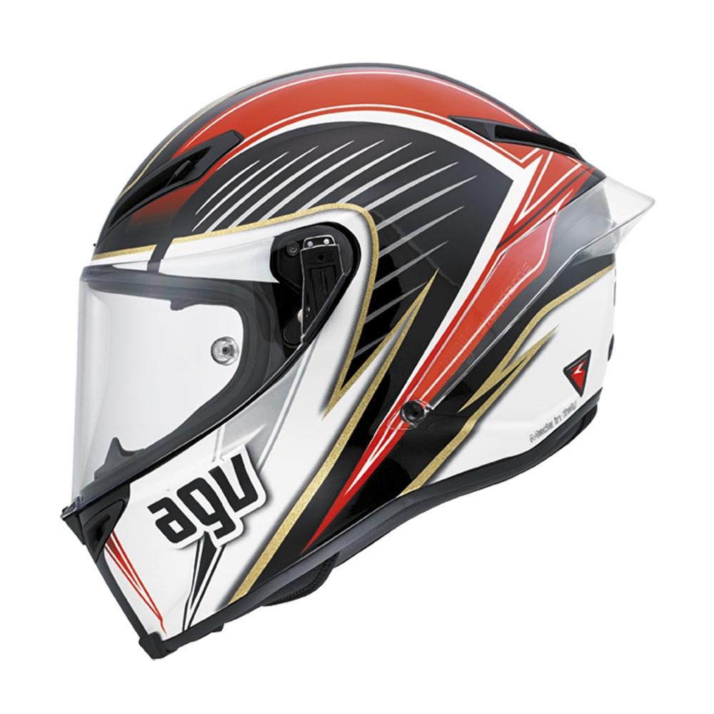Capacete AGV Corsa Race Track - Super Oferta!  - Nova Suzuki Motos e Acessórios