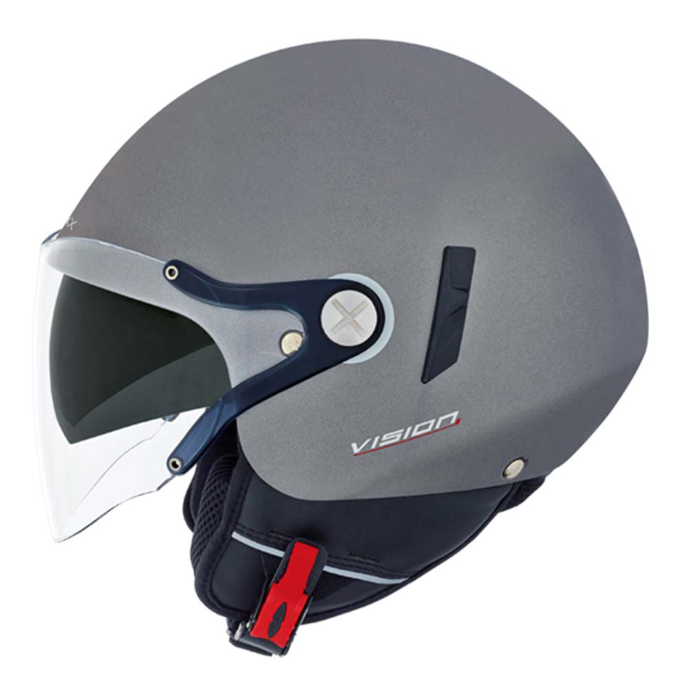 Capacete Nexx X60 VF2 Titanium  - Nova Suzuki Motos e Acessórios