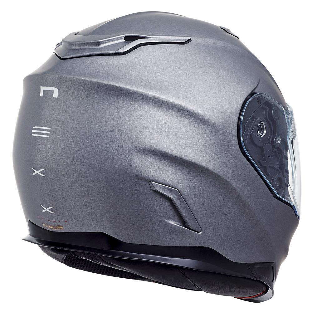 Capacete Nexx XT1 Branco c/ Viseira Solar NOVO!  - Nova Suzuki Motos e Acessórios