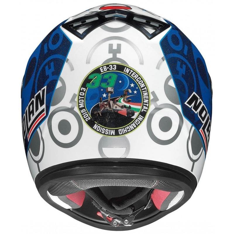 Capacete Nolan N64 Gemini Réplica Bastianini NOVO! - Ganhe Balaclava Exclusiva!  - Nova Suzuki Motos e Acessórios