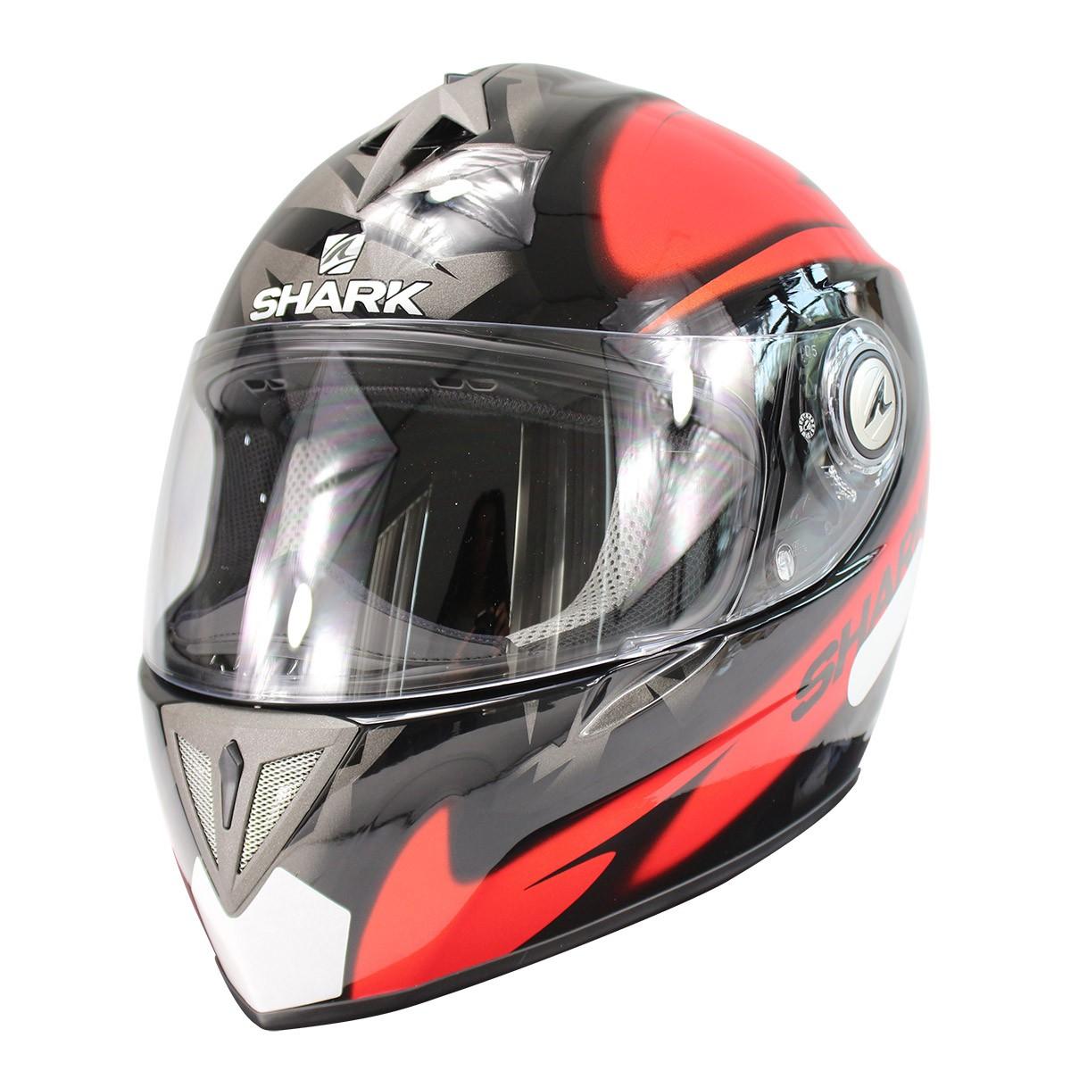 Capacete Shark RSI Base Xena KOA  - Nova Suzuki Motos e Acessórios