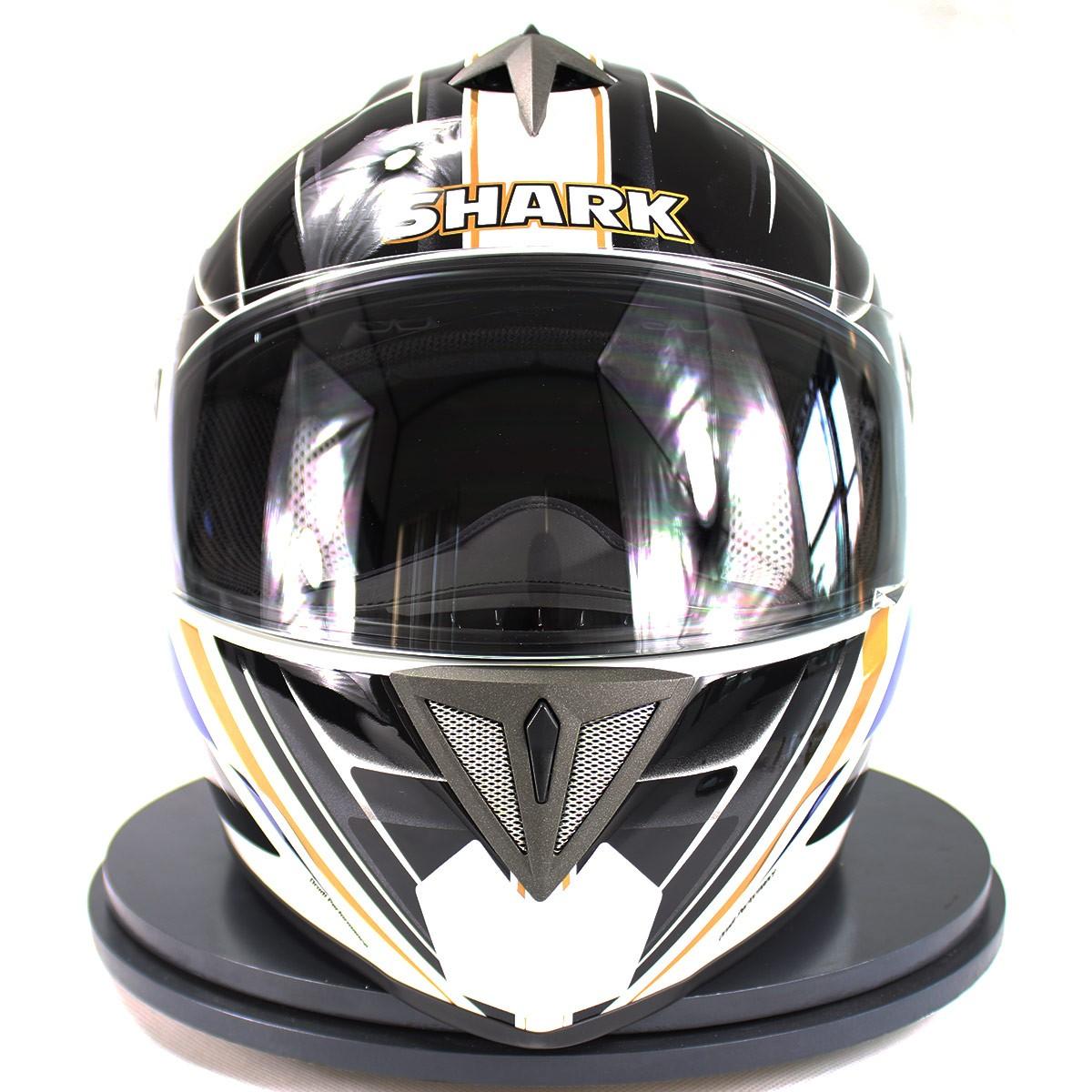 Capacete Shark RSI Guintoli WBR  - Nova Suzuki Motos e Acessórios