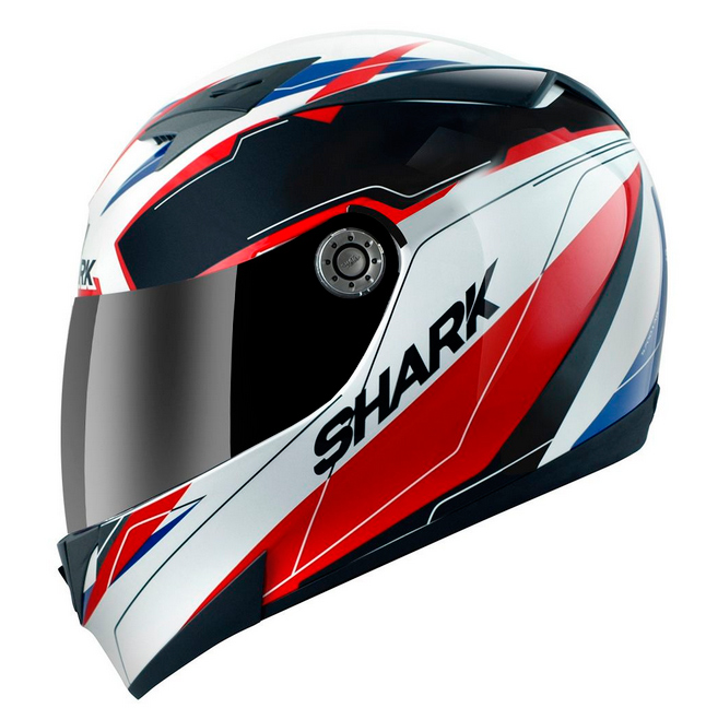 Capacete Shark S700 Lab WKR  - Nova Suzuki Motos e Acessórios
